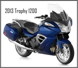 Motorcycle info: The 2013 Triumph Trophy 1200 | Vintage Antique Motorcycles | Scoop.it