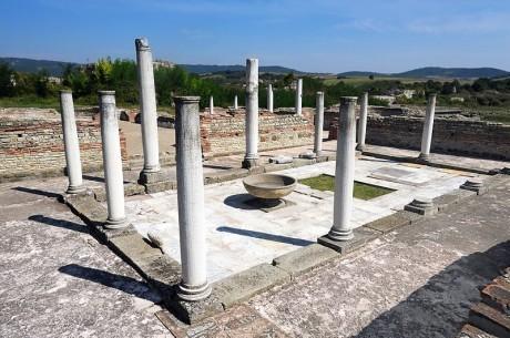 Felix Romuliana, el más importante palacio romano en Serbia | Mundo Clásico | Scoop.it