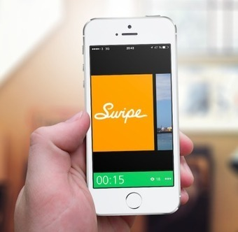 Swipe Launches To Save You From Death By PowerPoint | E-learning arts | Scoop.it