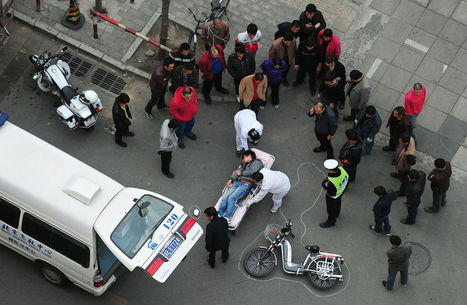 Carnage on China Roads Shows Dark Side of Electric Bikes | Sustain Our Earth | Scoop.it