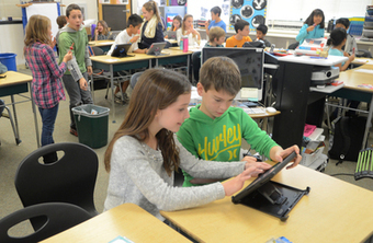 Online learning grows, putting pressure on schools' Internet connections - Marin Independent Journal | ERate | Scoop.it