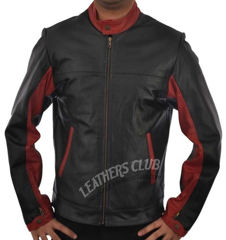 The Dark Knight Chris Bale Leather Jacket | The most wanted apparel leather jacket is on your way | Scoop.it