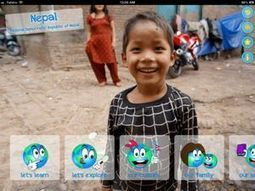 Touchable Earth- Children Teaching Children About Themselves - App Review | TiPS:  Technology in Practice for S-LPs | Scoop.it