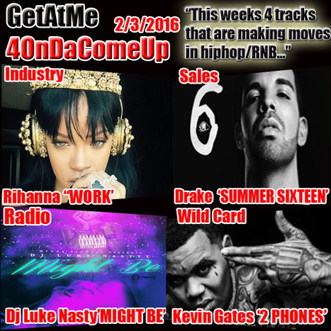 GetAtMe 4OnDaComeUp Rihanna 'Works' comes out on top with a score of 21.7 (out of 25pts) | GetAtMe | Scoop.it