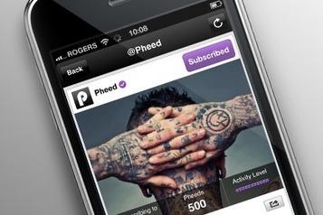 Pheed, le nouveau réseau social qui fait de l'ombre à Facebook et Twitter - blogues | LesAffaires.com | Going social | Scoop.it