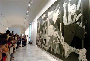 El Museo Reina Sofía celebra con una exposición los 75 años del Guernica | Pablo Picasso | Scoop.it