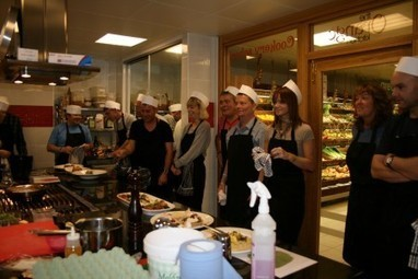 """The Orange Kitchen - """"Ready Steady Cook"""" 