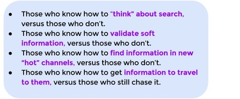 Do Your Students Know How To Search? - Edudemic | Relevant School Media Center | Scoop.it