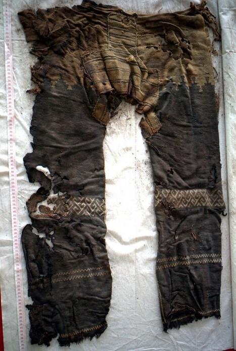 Le plus vieux pantalon du monde   Style Masculin   Scoop.it