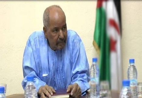 En Photo: Le chef du polisario très affaibli physiquement | Le Mag Adil Alifriqui | Scoop.it