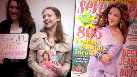 Teen's Petition Leads to 'Seventeen' Body Image Pledge | A Cultural History of Advertising | Scoop.it