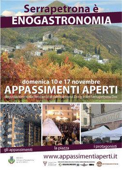 A Serrapetrona per Appassimenti Aperti 2013 | Le Marche un'altra Italia | Scoop.it