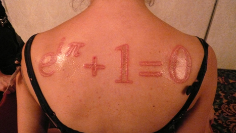 » 9 Equations True Geeks Should (at Least Pretend to) Know | omnia mea mecum fero | Scoop.it