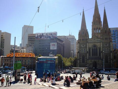 Melbourne, amore a prima vista | viaggi | Scoop.it