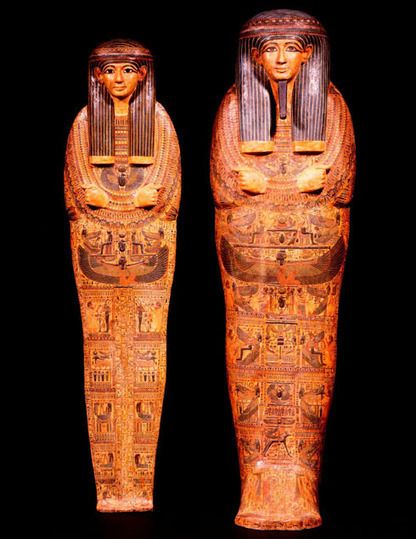 Exhibition: Fascinating Mummies, National Museum of Scotland, 11 February - 27 May 2012 (UK)   Archaeology Travel   Scoop.it