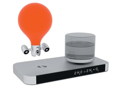 Zipper, une caméra espion sous un mini-ballon dirigeable | Geeks | Scoop.it