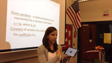 Richland HS Faculty Uses of Technology - YouTube | Continuing Professional Development - CCMS | Scoop.it