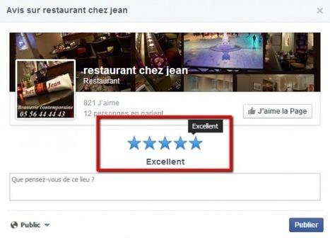 Quoi de neuf chez Facebook ? « Etourisme.info   Hôtellerie et restauration   Scoop.it