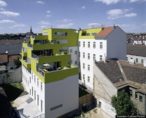 Vienna Proves Just How Beautiful Public Housing Can Be | The Property Notepad | Scoop.it