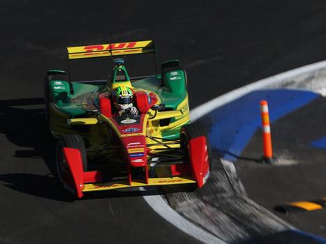 Formula E: colpi di scena a Long Beach! Vince Di Grassi! - ecoAutoMoto.com | Mobilità ecosostenibile: auto e moto elettriche, ibride, innovative | Scoop.it