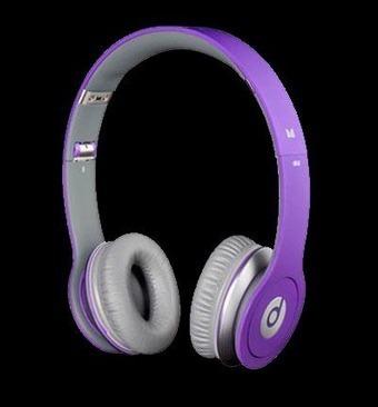 Beats By Dr Dre Just Beats Solo On Ear Purple Headphones | Cheap purple beats by dre studio Online | Scoop.it