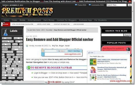 PREMIUM POSTS -Premium Trick Blogger Result Admit card Mobile Jokes | PREMIUM POSTS | Scoop.it