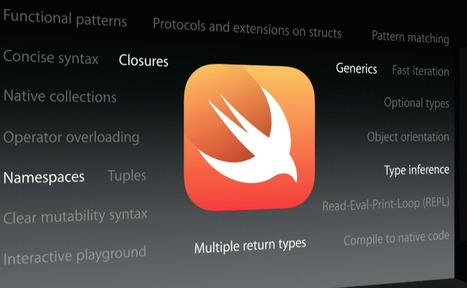 Here's what developers think about Apple's new Swift programming language | Programming Cocos2D for iOS | Scoop.it