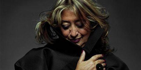 Zaha Hadid, bâtisseuse hors normes : ce que l'architecte laisse derrière elle | PHOTOGRAPHIE | Scoop.it