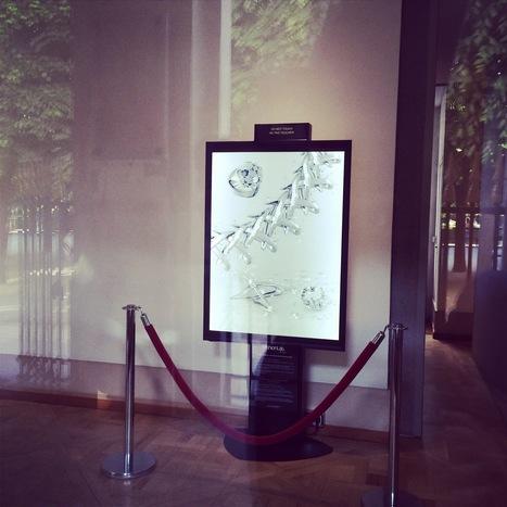 Photo Lenticulaire FashionLab à la Galerie Joyce - Exposition Mon Bureau de Pascal Mourier | FashionLab | Scoop.it