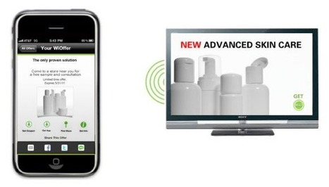 WiO Connects TV to Mobile, Makes TV Ads Interactive   Video Breakthroughs   Scoop.it