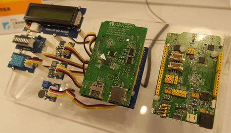 More Details on Mediatek MT2502 Aster SoC and Linkit Platform for Wearables (Video)   Embedded Systems News   Scoop.it