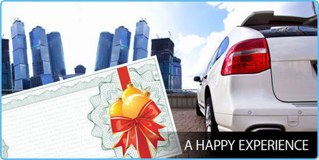 5 Innovative Gift Ideas For Car Owners | Affordable Car Wash & Car Detailing in Calgary.....Detailing World | Scoop.it