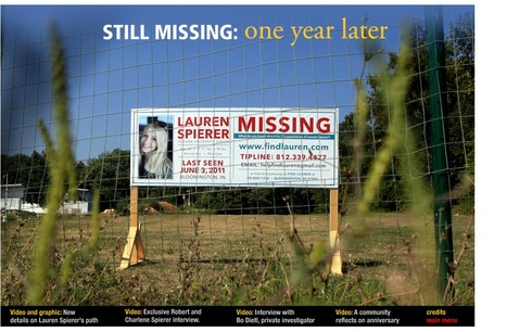 NEW VIDEOS, NEW DETAILS: Lauren Spierer Timeline | LoHud.com | The Journal News | Lauren Spierer | Scoop.it