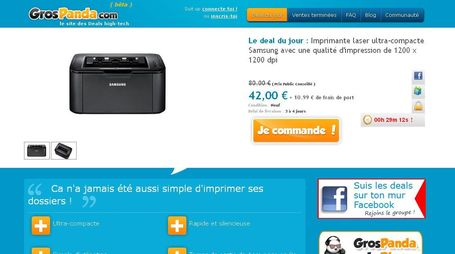 GrosPanda - Site de deals nationaux de produits high-tech et multimédia | Achat groupé | Scoop.it