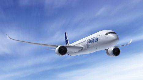 Airbus Aircraft Plane Alone in Air Flying Skies Free HD Wallpapes | Cool HD & 3D Wallpapers - Free Download | Scoop.it