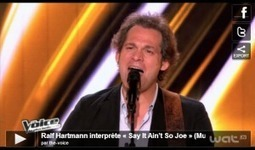 "Ralf Hartmann ""Say It Ain't So Joe"" de Murray Head - The Voice Replay 