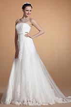 [EUR 219,99] Carlyna 2014 Nouveauté Bustier Dentelle Empire Taille Robe de Mariée(C37142507) | robe de mariée, robe de soirée | Scoop.it