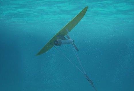 Un kite sous-marin | Le flux d'Infogreen.lu | Scoop.it