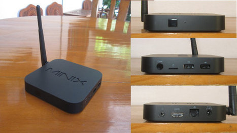 Unboxing of MINIX NEO X6 Android Media Hub | Embedded Systems News | Scoop.it