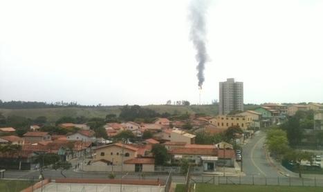 Chaminé da Revap volta a poluir o ar de São José - *Nossa Região - OVALE | Desenvolvimento Sustentavel | Scoop.it