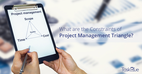 What are the Constraints of Project Management Triangle? | Product Management Technology | Scoop.it