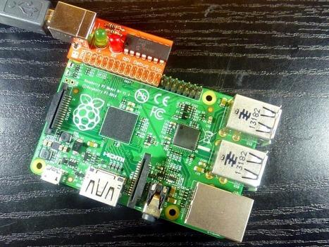 Raspberry Pi Debug Clip | Raspberry Pi | Scoop.it