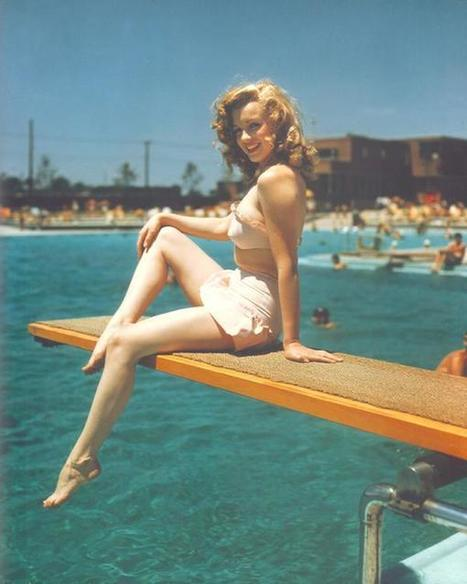 Norma Jean, aka Marilyn Monroe | The Blog's Revue by OlivierSC | Scoop.it