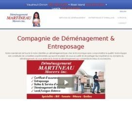 déménageur longue distance - Demenagement Martineau | Bons plans | Scoop.it