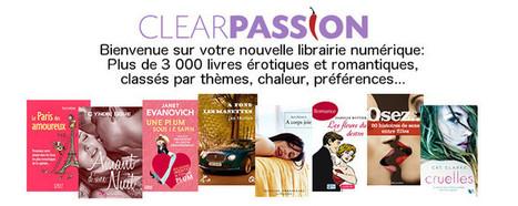 Lecture erotique - ClearPassion, livres et eBooks de romance et érotiques | Lecture erotique | Scoop.it