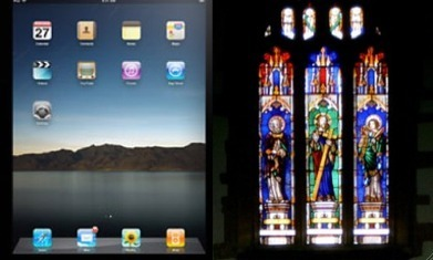 Why Apple is Catholic and PCs are Protestant – Telegraph Blogs | Allistelling reading list | Scoop.it