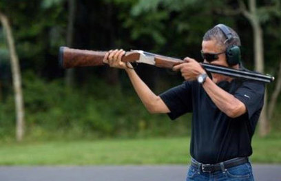"""As Obama Plots Ban, Court Upholds """"Fundamental Right to Assault Weapons"""" 