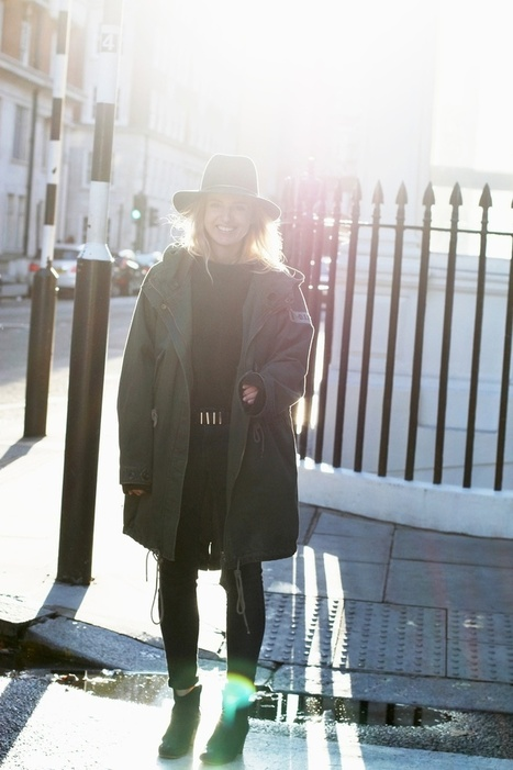 IT'S PARKA TIME - Mija | Creators of Desire - Fashion trends and style inspiration by leading fashion bloggers | Ma mode femme | Scoop.it