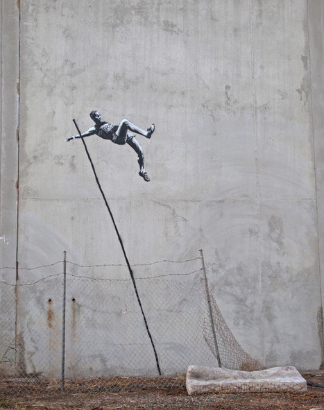 Banksy - Outside | digital photography | Scoop.it