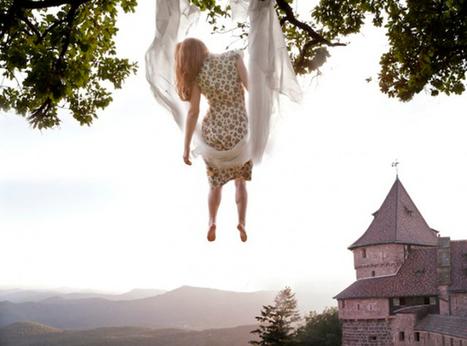 Projeto surreal mostra a França de um jeito que você nunca viu | Publi | Scoop.it